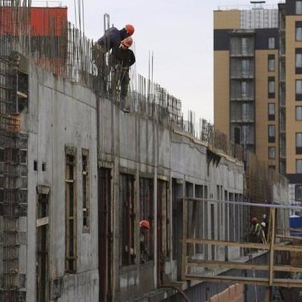ход строительства жилого комплекса Янила кантри