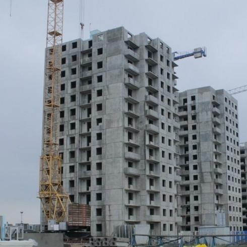 Строительство новых домов в ЖК Янила кантри