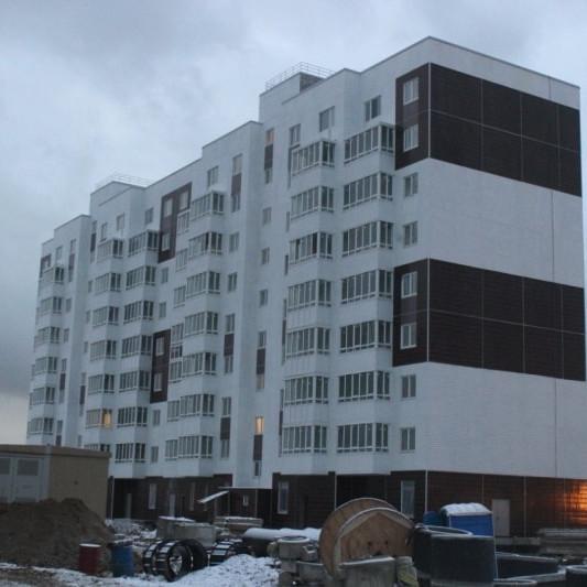 Ход строительных работ в ЖК Янила кантри